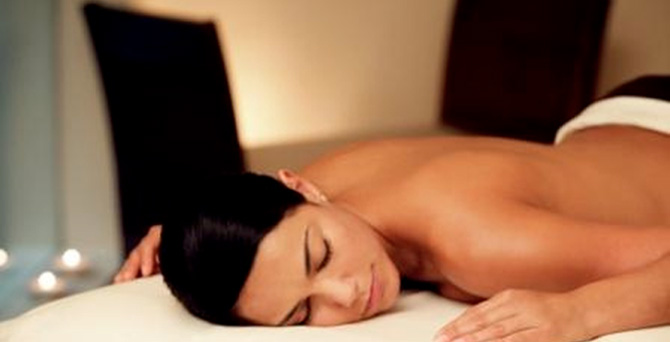 Massage at Heaven, Qi, and Earth in San Francisco