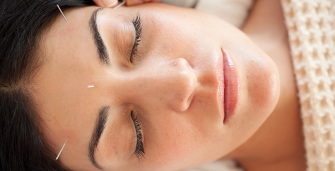 Cosmetic Acupuncture at Heaven, Qi, and Earth in San Francisco